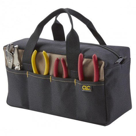 CLC 1116 16 Pocket 14 in. Standard Tote with Top Side Tray