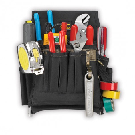 CLC 1505 10 Pocket Electrician's Tool Pouch