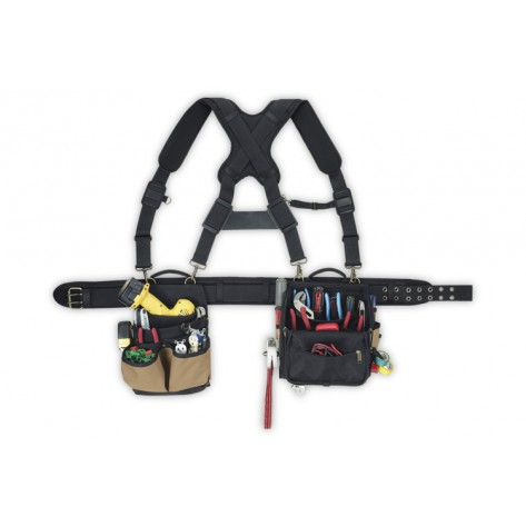 CLC 1608 29 Pocket 4 Piece Electrical Comfort Lift Combo System
