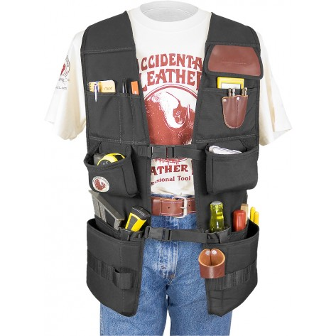Occidental Leather 2575LH OXYPRO Work Vest Left Handed