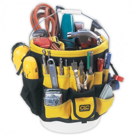 CLC CLC 4122 61 Pocket-In & Out Bucket Pockets