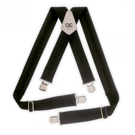 CLC 5121 Padded Work Suspenders