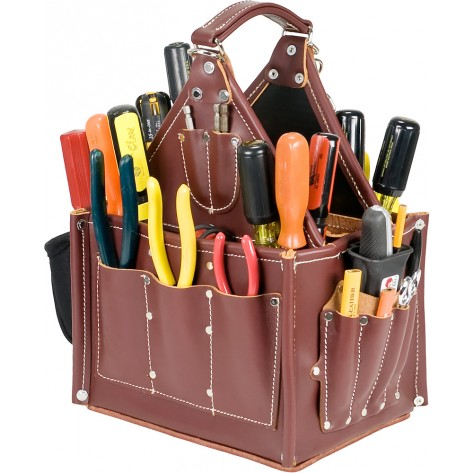 Occidental Leather 5585 Stronghold Journeyman's Tote