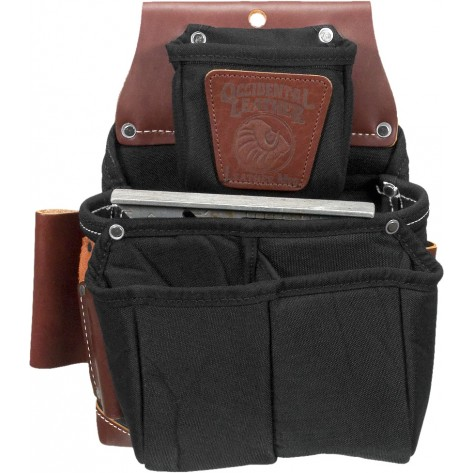 Occidental Leather B8064LH OxyLights Fastener Bag with Double Outer Bag Left Handed