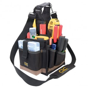 CLC 1526 25  Pocket Electrical & Maintenance Softside Tool Pouch