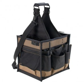CLC 1528 23-Pocket Large Electrical and Maintenance Softside Tool Bag