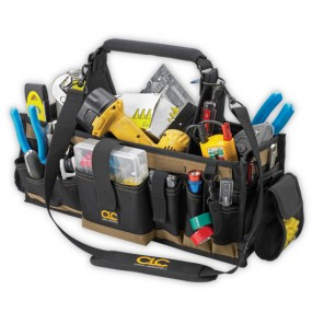 CLC 1530 43  Pocket Electrical & Maintenance Softside Tool Bag
