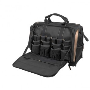 CLC 1539 18-in. 50-Pocket Multi-Compartment Tool Carrier
