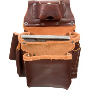 Occidental Leather 5061LH 2 Pouch Pro Fastener Bag Left Handed