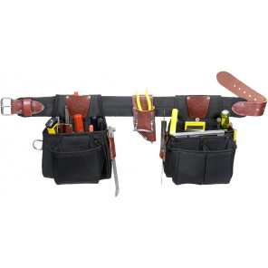 Occidental Leather 9525LH The Finisher Tool Belt Set - Left Handed