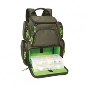 Wild River WT3508 Multi-Tackle Small Backpack With Trays