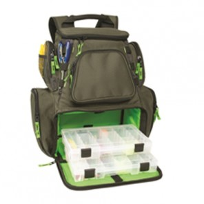 Wild River WT3606 Multi-Tackle Large Backpack With Two #3600 Style Trays