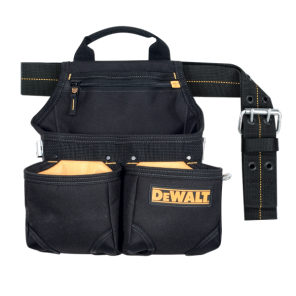 DeWalt DG5663 6 Pocket Framer's Nail and Tool Bag