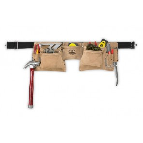 CLC I427X 12 Pocket Heavy Duty Carpenter Apron