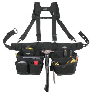 BucketBoss 57100 Ballistic Suspension Rig