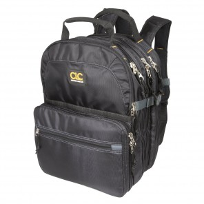 CLC 1132 75  Pocket Softside Tool Backpack- Closed