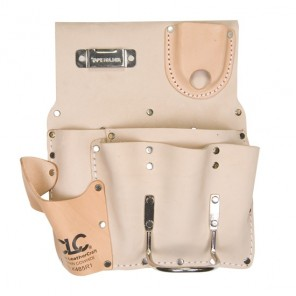 CLC K485R1 8 Pocket Flat-Type Standard Drywall Tool Pouch