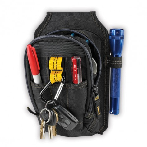 CLC 1504 9 Pocket Multi-Purpose Carry-All Tool Pouch