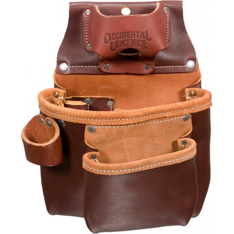 Occidental Leather 5018LH 2 Pouch Pro Tool Bag Left Handed