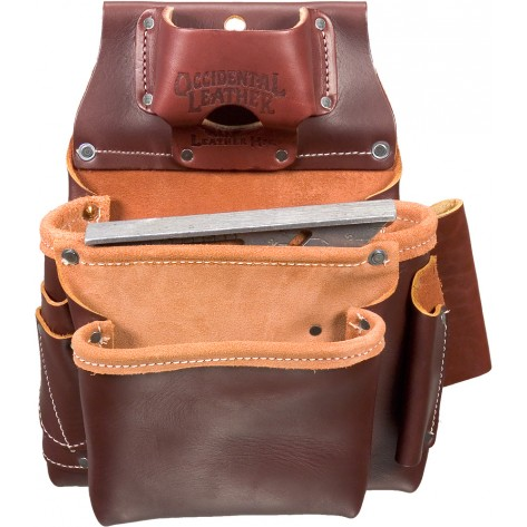 Occidental Leather 5061 2 Pouch Pro Fastener Bag
