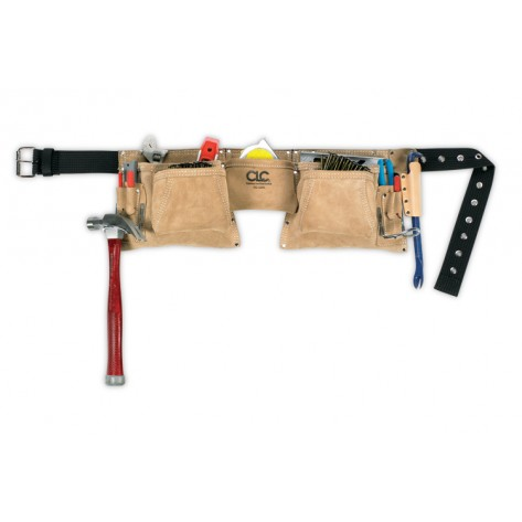 CLC 527X 12 Pocket Construction Work Apron