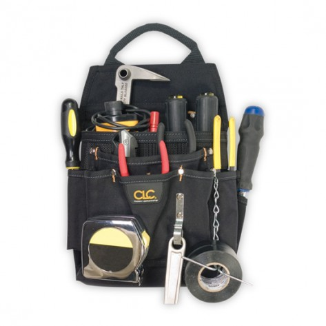 CLC 5505 12 Pocket Professional Electrician's Pouch