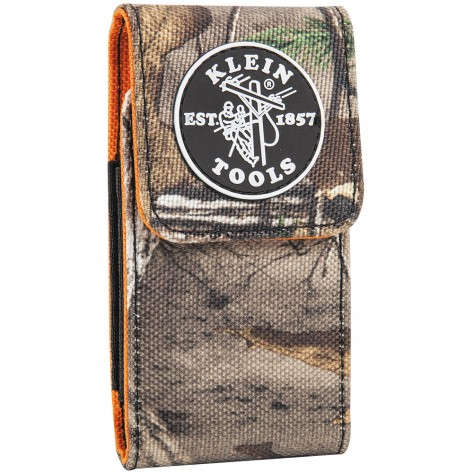 Klein 55563 Camo Phone Holder, Large
