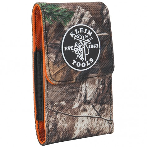 Klein 55564 Camo Phone Holder, Extra-Large