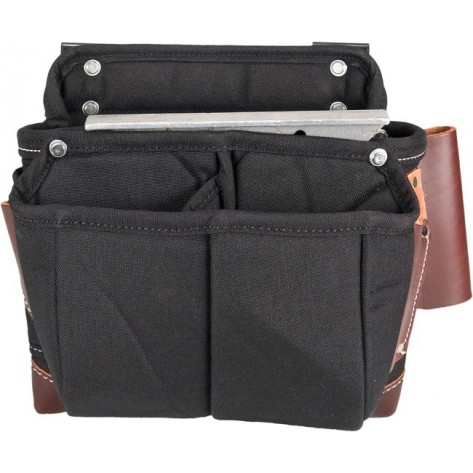 Occidental Leather 8564 Clip-On Carpenters Fastener Bag