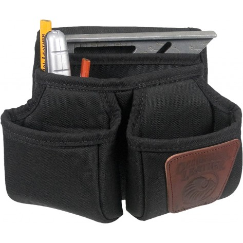 Occidental Leather 9504 Clip-On 7 Pocket Pouch
