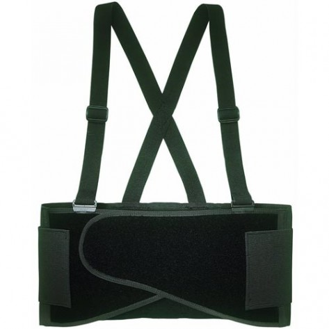 CLC 5000M Elastic Back Support Belt-Medium