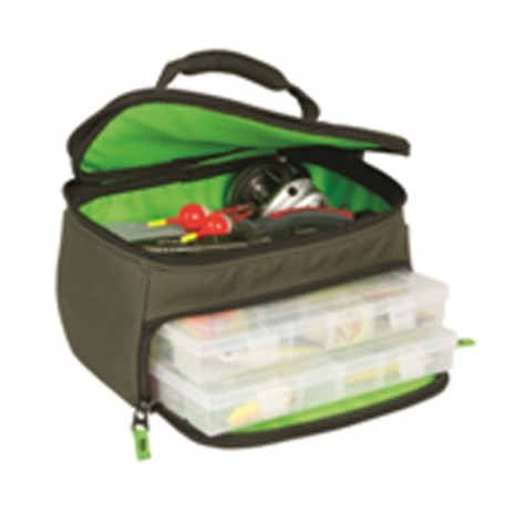 Wild River WN3535 Multi-Tackle Dual Compartment Small Bag Without Trays