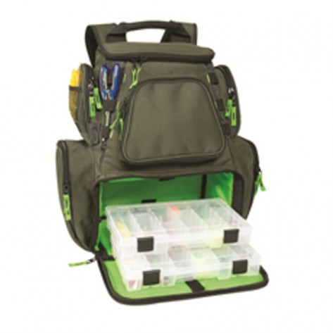 Wild River WN3606 Multi-Tackle Large Backpack Without Trays