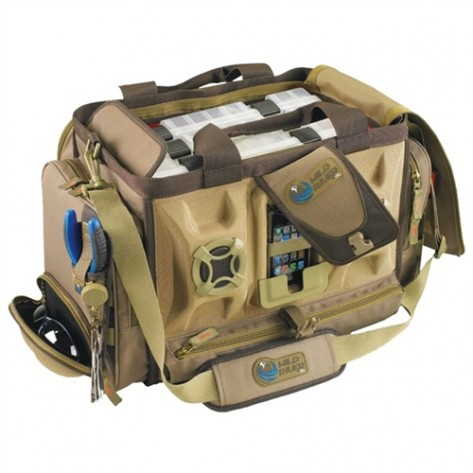 Wild River WT3701 Tackle Tek Rogue - Stereo Speaker Bag w/ 4 PT3700 Trays