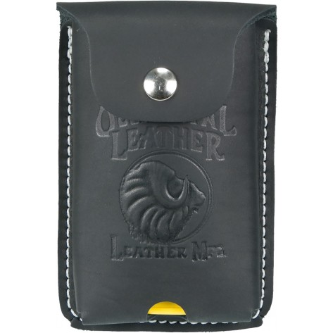 Occidental Leather B5068 Black Construction Calculator Case