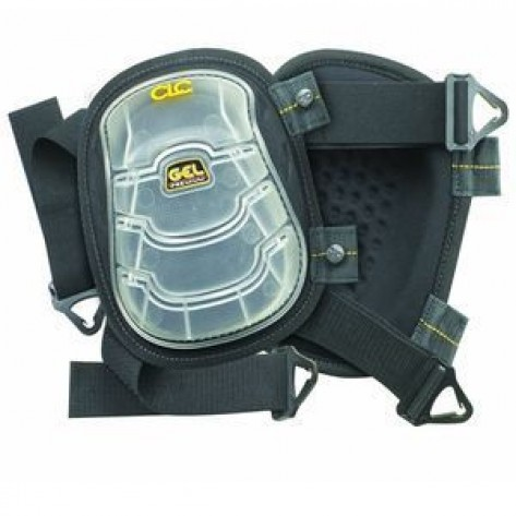 CLC 376 Gel-Tek Stabili-cap Kneepads Custom LeatherCraft