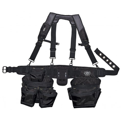 Dead On HDP400945 Professional Carpenter's 4 Piece Suspension Rig