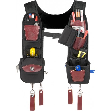 Occidental 1550 Stronghold® Insta-Vest™ Pkg. Plus Suspenders