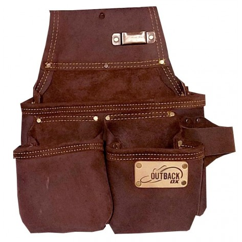 OX Tools OX-P263203 Oil Tanned Leather Framers Tool Bag