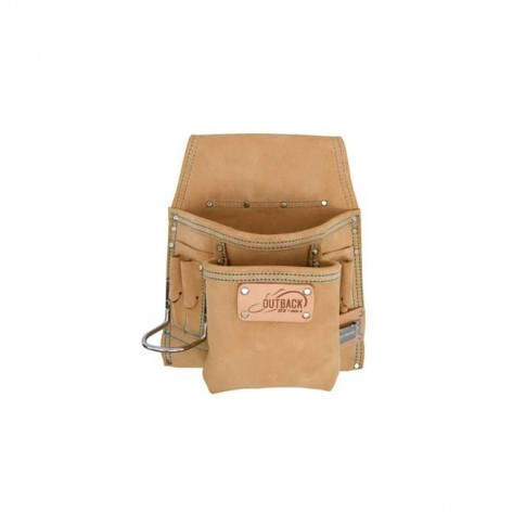 Ox Tools OX-T263908 Leather Pouch |