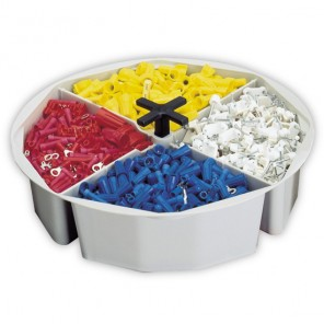 CLC 1152 2-1/2 inch High Bucket Organizer