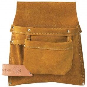 Klein 42245 Right-Hand Nail and Tool Pouch