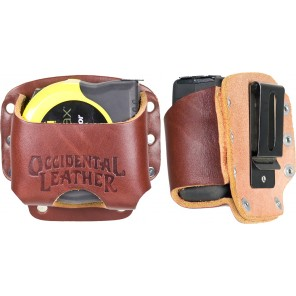 Occidental Leather 5046 Clip-On Large Tape Holster