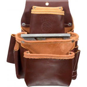 Occidental Leather 5060LH 3 Pouch Pro Fastener Bag Left Handed