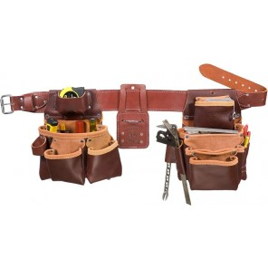 Occidental Leather 5089LH Seven Bag Framer Tool Belt - Left Handed