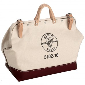 Klein 5102-16 16-in. Canvas Tool Bag