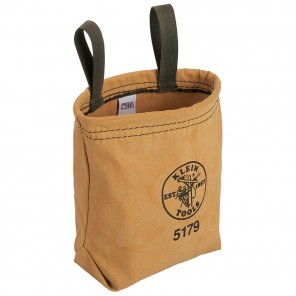 Klein 5179 Water-Repellent Canvas Pouch Belt Loops