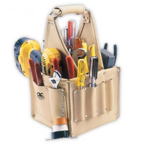 CLC 526 17 Pocket Electrical & Maintenance Tool pouch