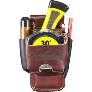Occidental Leather 5522 Belt Worn 4-in-1 Tool/Tape Holder