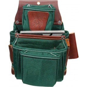 Occidental Leather 8062 OxyLights 4 Pouch Fastener Bag